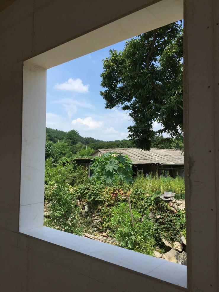 대전 Prefabricated Kit Home: 제타힐의  주택