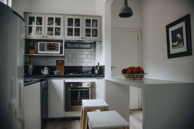 Projekty,  Kuchnia zaprojektowane przez Atelier CT