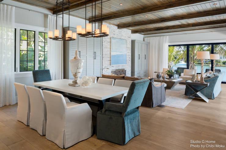 Столовые комнаты в . Автор – Chibi Moku