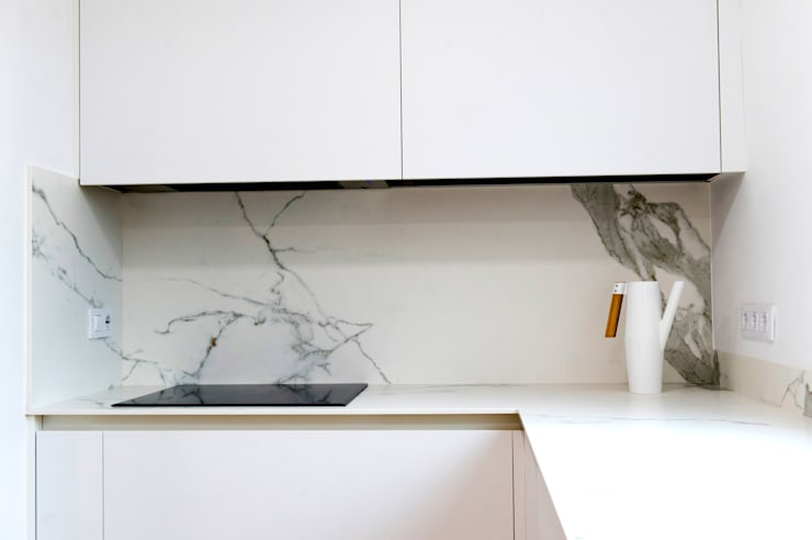 Kitchen by Studio Transparente, Mediterranean