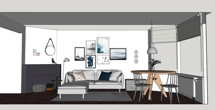 de estilo  por MEL design_, Escandinavo