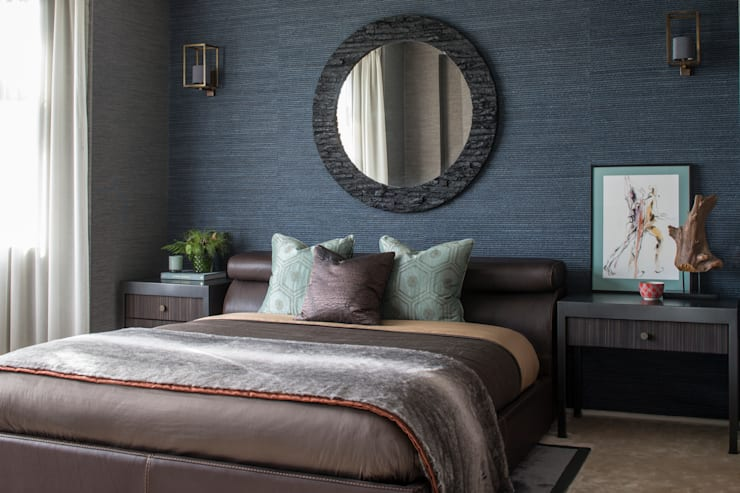 Bedroom by Roselind Wilson Design
