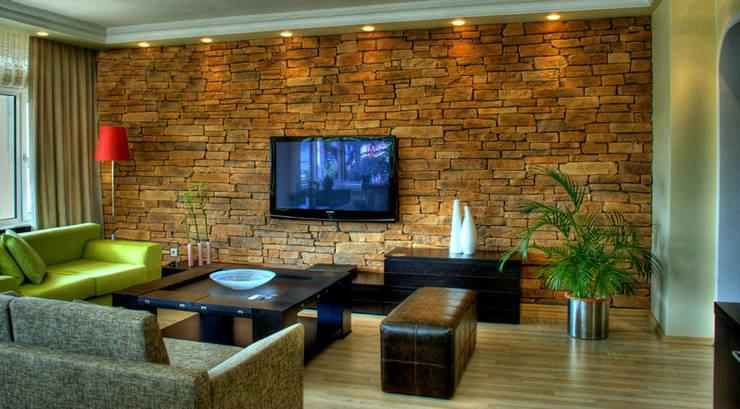 Paesaggio d'interni in stile  di Ahem Stone