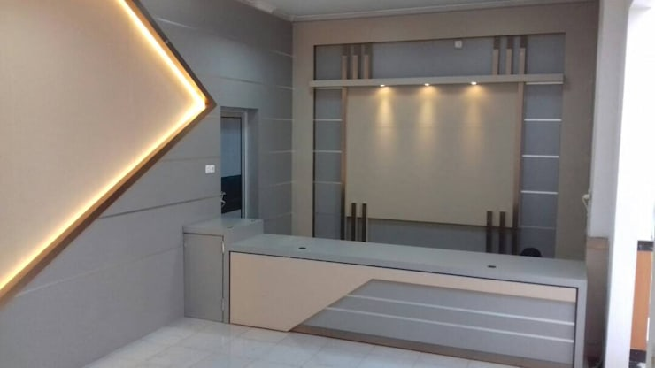 Desain interior ruangan:   by desainrumahterbaik