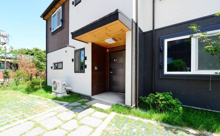 강남 율현동 : 코원하우스의  주택