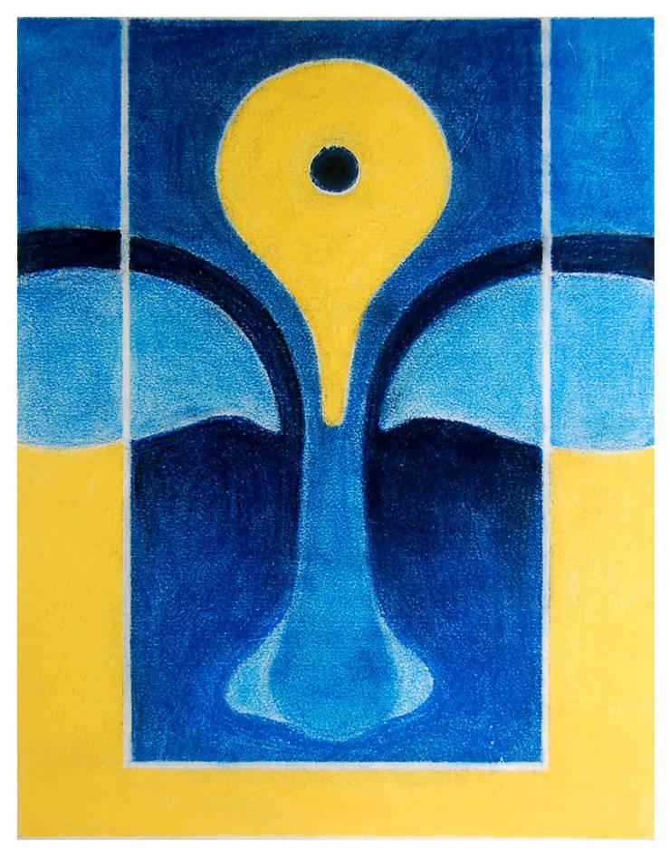 Vitthal Mauli:  Artwork by Indian Art Ideas