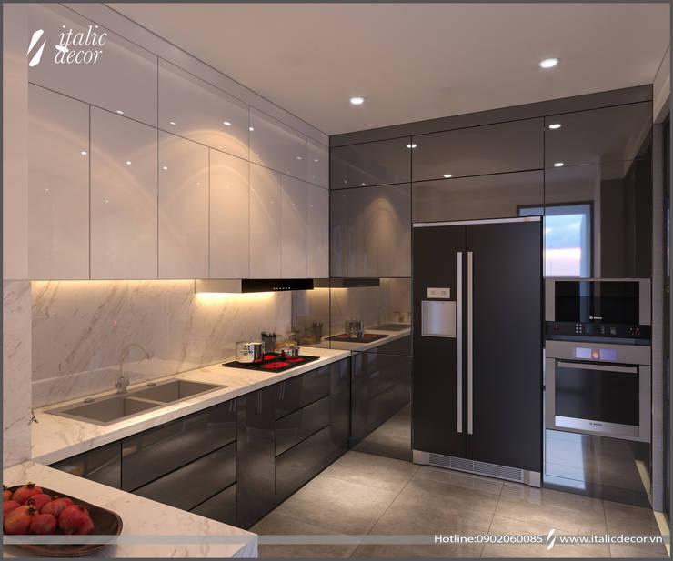 مطبخ تنفيذ ITALIC DECOR