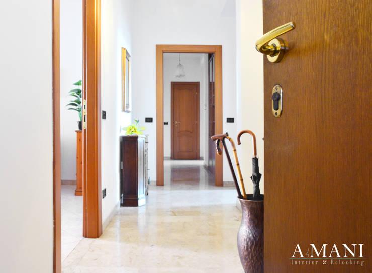 Ingresso:  in stile  di A4MANI - Interior & Architecture