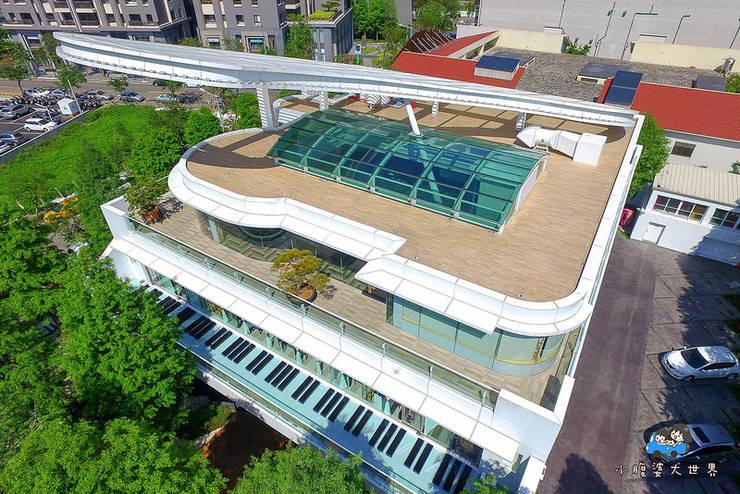 二樓琴鍵平台:  餐廳 by 植建築 鉅凱建築師事務所/原果室內創研設計