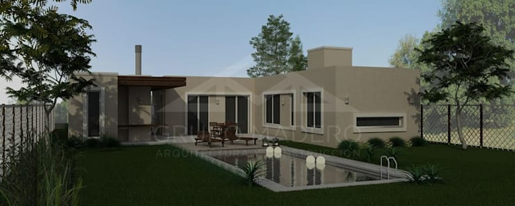 Houses by Grupo Madero, Modern