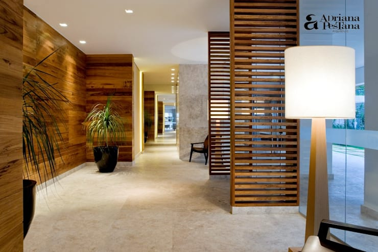 กำแพง by Pestana Arquitetura