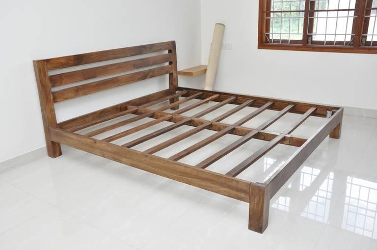 Bedroom Sets Online:  Bedroom by Scale Inch Pvt. Ltd.