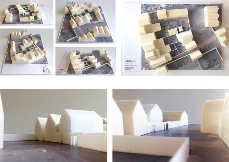 de style  par Obliq Architectuur, Moderne