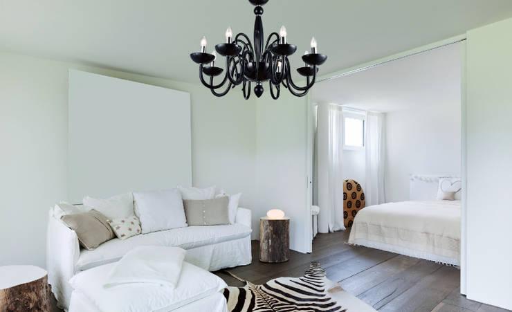 غرفة المعيشة تنفيذ Mollini Sp.z o.o.