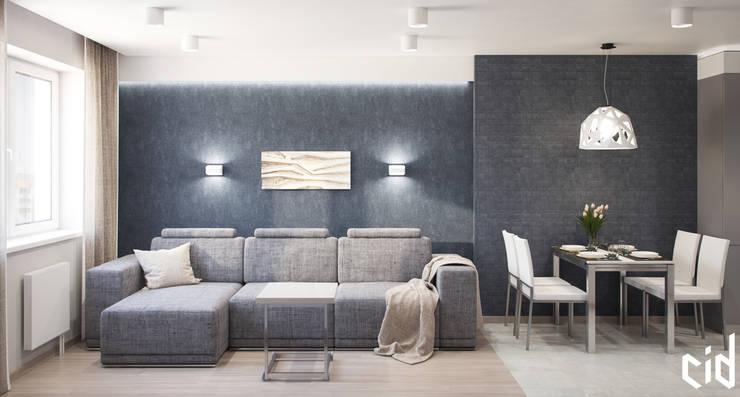 Salon de style  par Center of interior design,