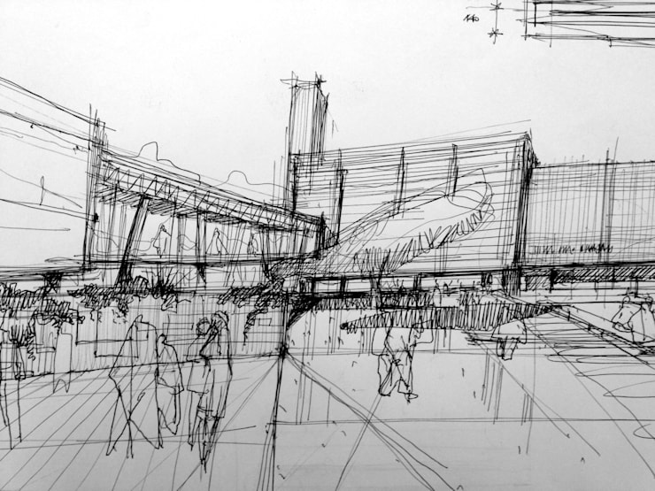 PLAN MAESTRO DEL PARQUE DE PROMOCION Y DESARROLLO AGROALIMENTARIO CORDOBA:  de estilo  por Development Architectural group