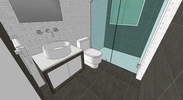 Bathroom by MARATEA Estudio