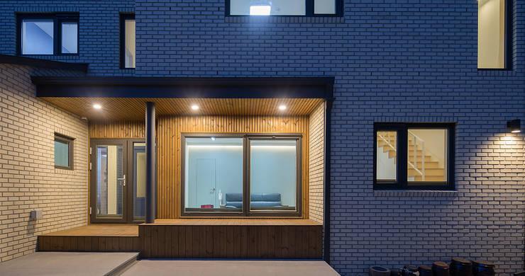 온정당 : 소하  건축사사무소    SoHAA의  주택,모던