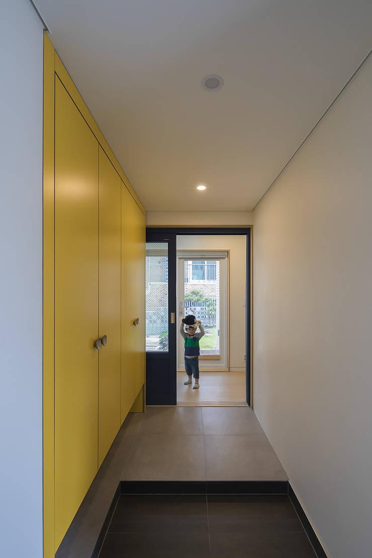 온정당 : 소하  건축사사무소    SoHAA의  벽,모던