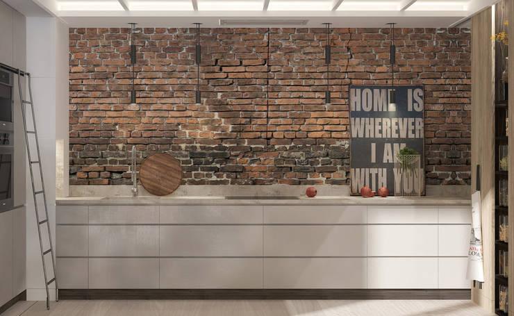 Cucina in stile  di ART Studio Design & Construction