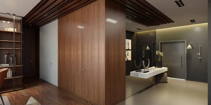 Baños de estilo  de ART Studio Design & Construction