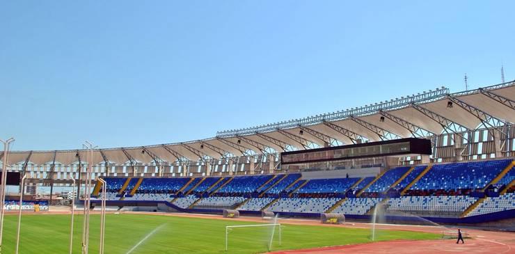 Estadio Antofagasta: Estadios de estilo  por Espacio Cubierto