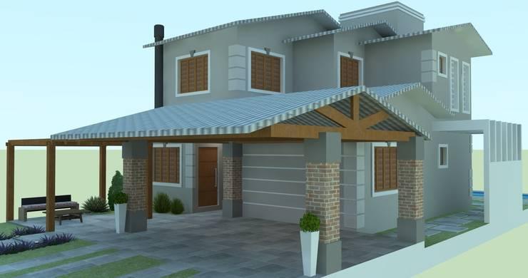 Houses by daniel villela arquitetura