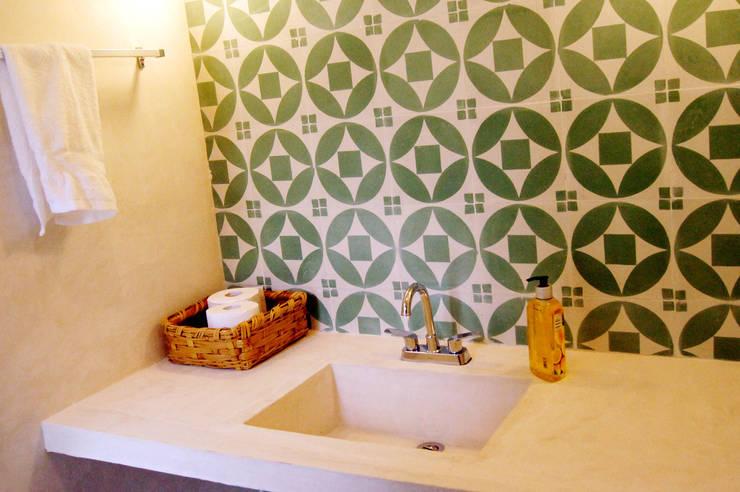 Ванна кімната by Quinto Distrito Arquitectura