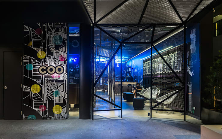 COO Boutique Hostel and Sociatel:  Hotels by MinistryofDesign,Modern