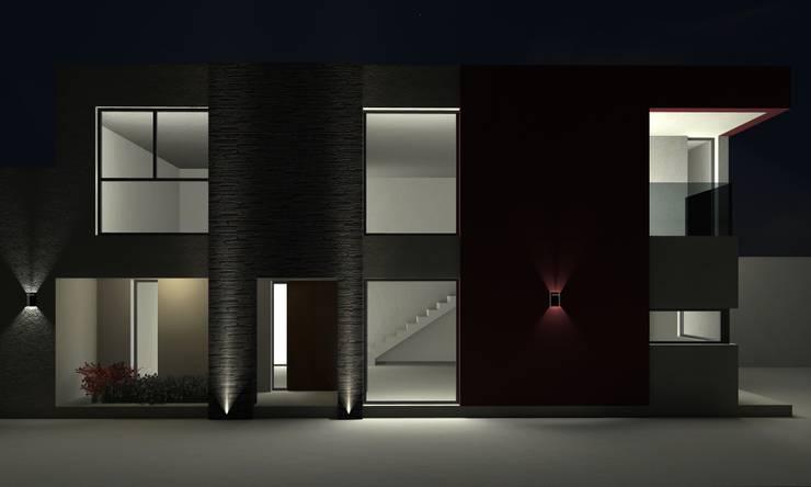 Alternativa 3 (final): Casas de estilo  por Juan Pablo Muttoni