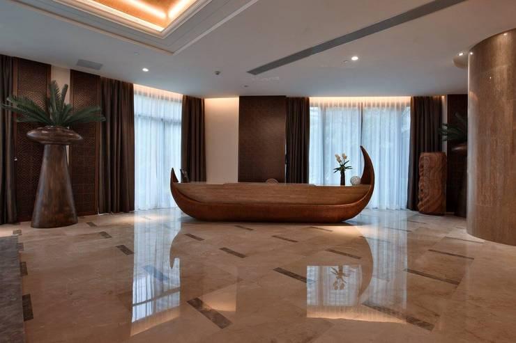 งานโรงแรม zhonghang , shenzhen, china:   by thkdesign.co.ltd
