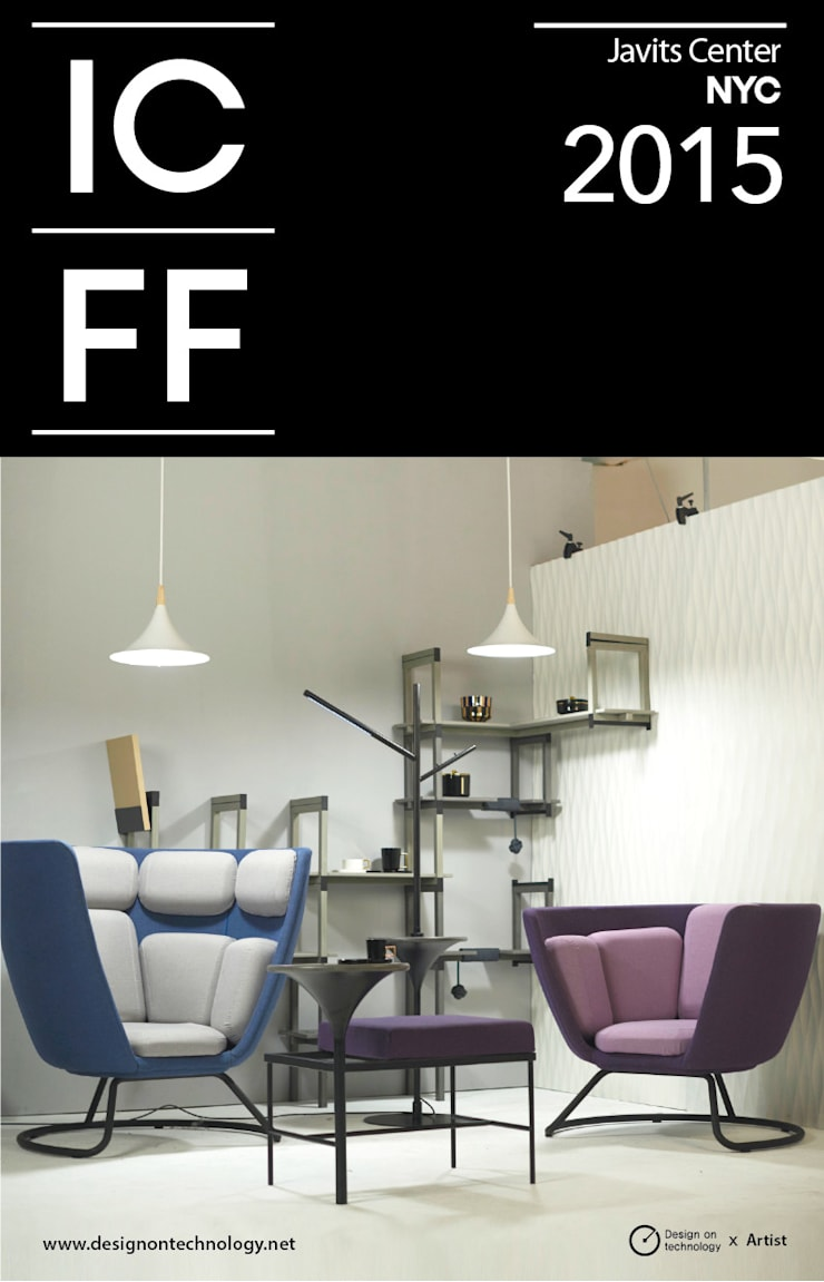 DANZI CHAIR: Design On Furniture의  거실,