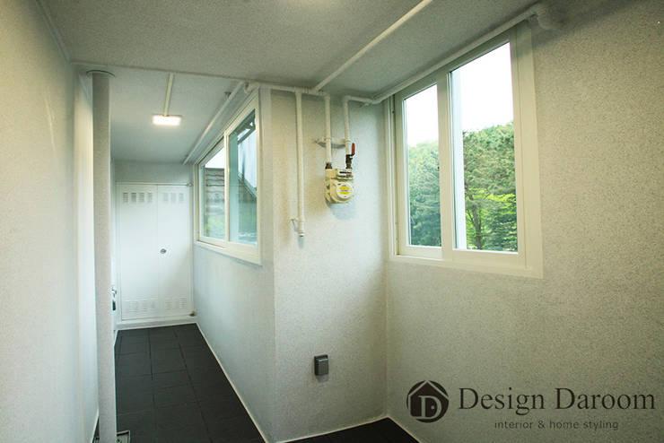 분당 중앙하이츠 빌리지 3차: Design Daroom 디자인다룸의  방