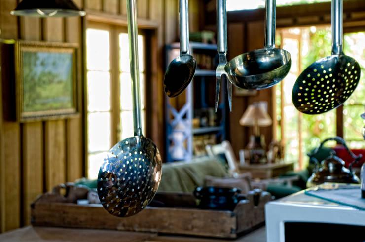 Кухня в . Автор – CABRAL Arquitetos