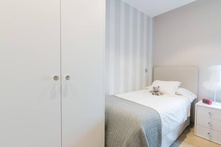غرفة نوم تنفيذ Rooms de Cocinobra