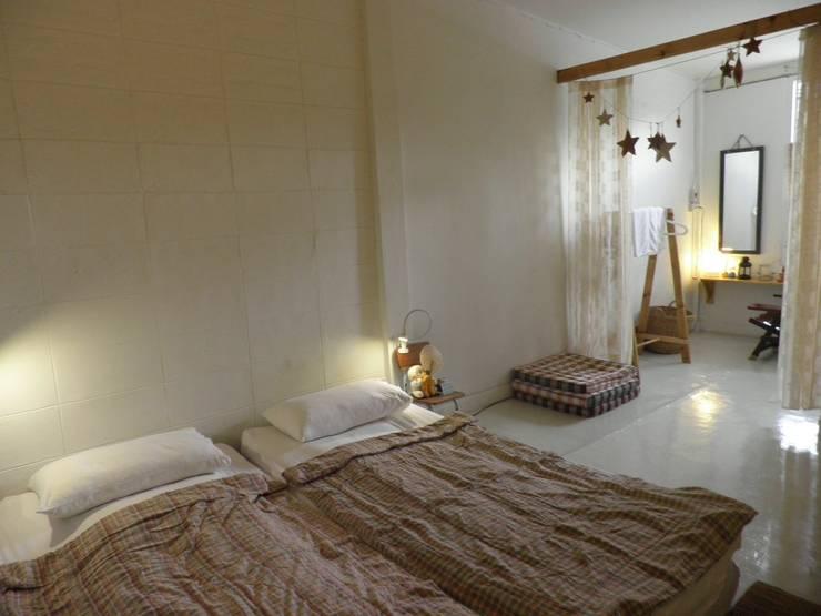 รวมผลงาน:  ห้องนอน by SDofA Architect