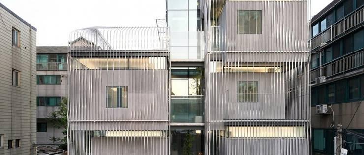 송파 micro housing: 기로건설(주)의  주택