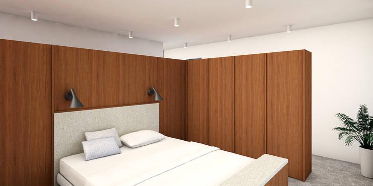 slaapkamer:   door De Nieuwe Context