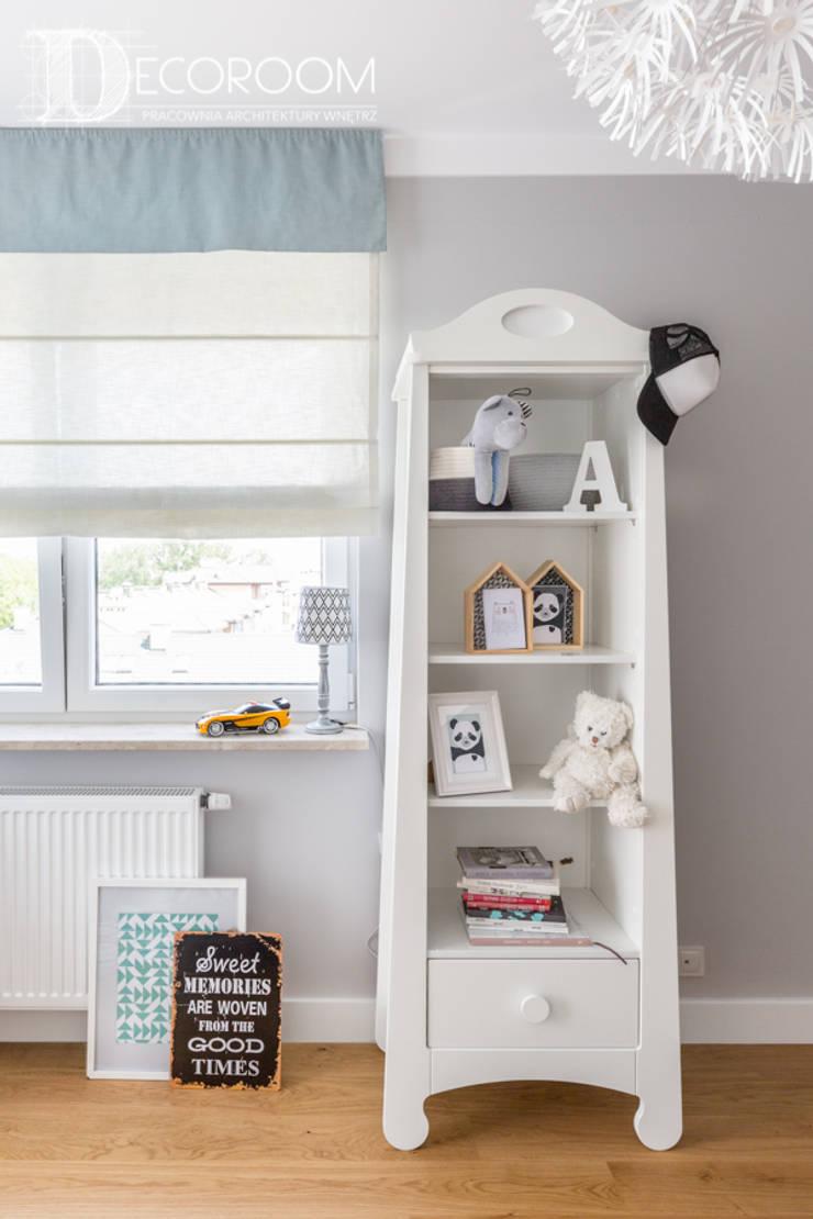 Nursery/kid's room by Decoroom, Scandinavian