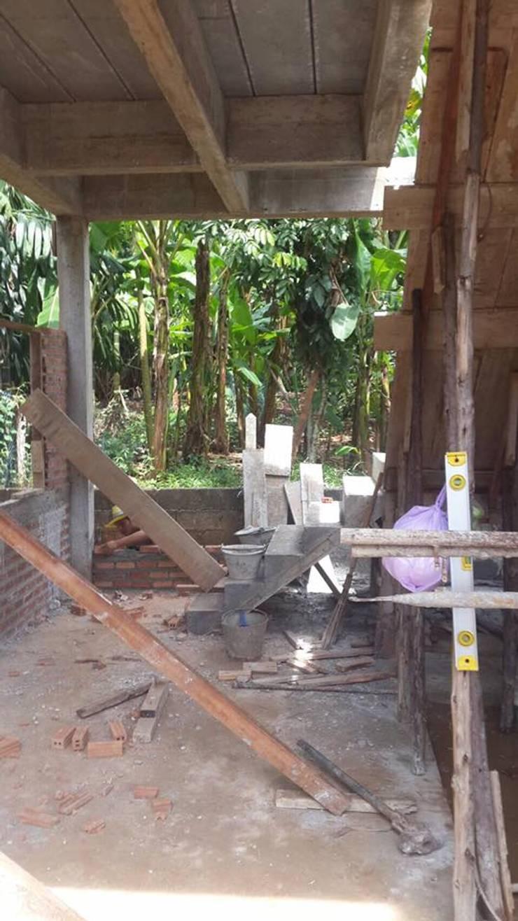 งานสร้างบ้านคุณจิราวรรณ:   by Dreamhouse