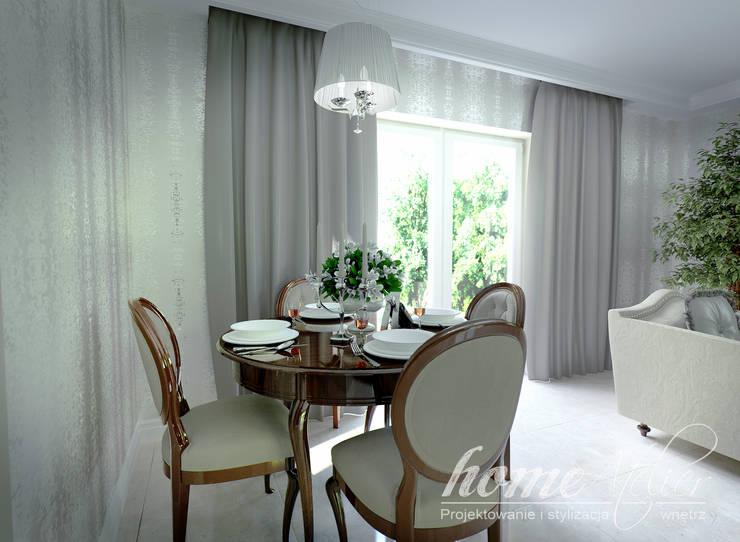 غرفة السفرة تنفيذ Home Atelier