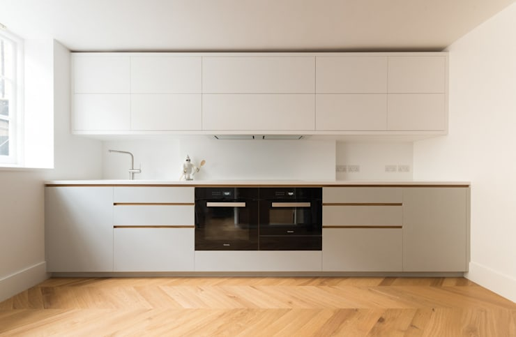 Kitchen by Powell Picano