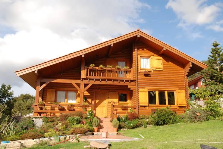Rumah kayu by Rusticasa