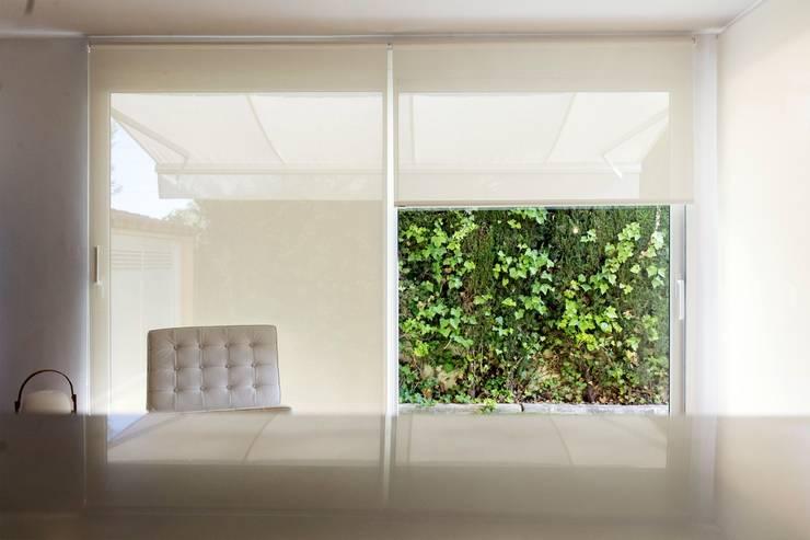 Conservatory by Studio Transparente, Scandinavian
