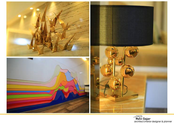Wall Treatment, Wall Art and Decoratives:  Artwork by malvigajjar