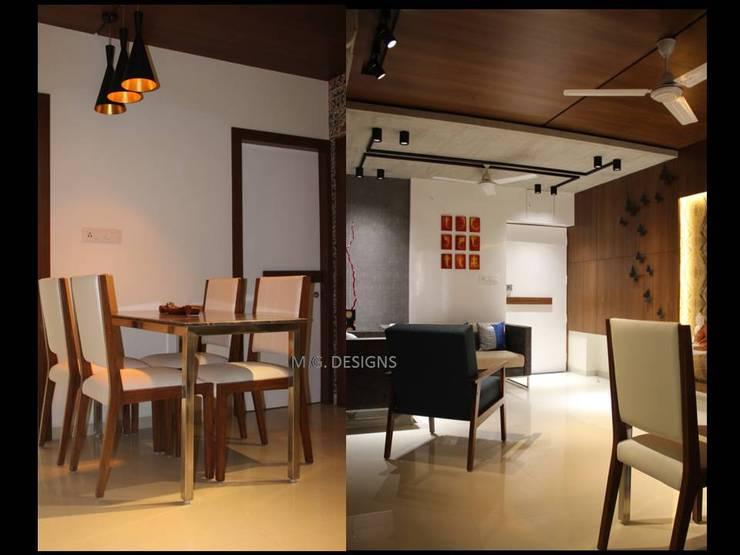 Dining Room:  Dining room by malvigajjar