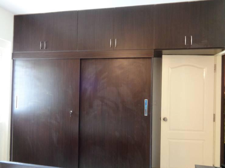 Buy Wardrobe Online India:  Bedroom by Scale Inch Pvt. Ltd.