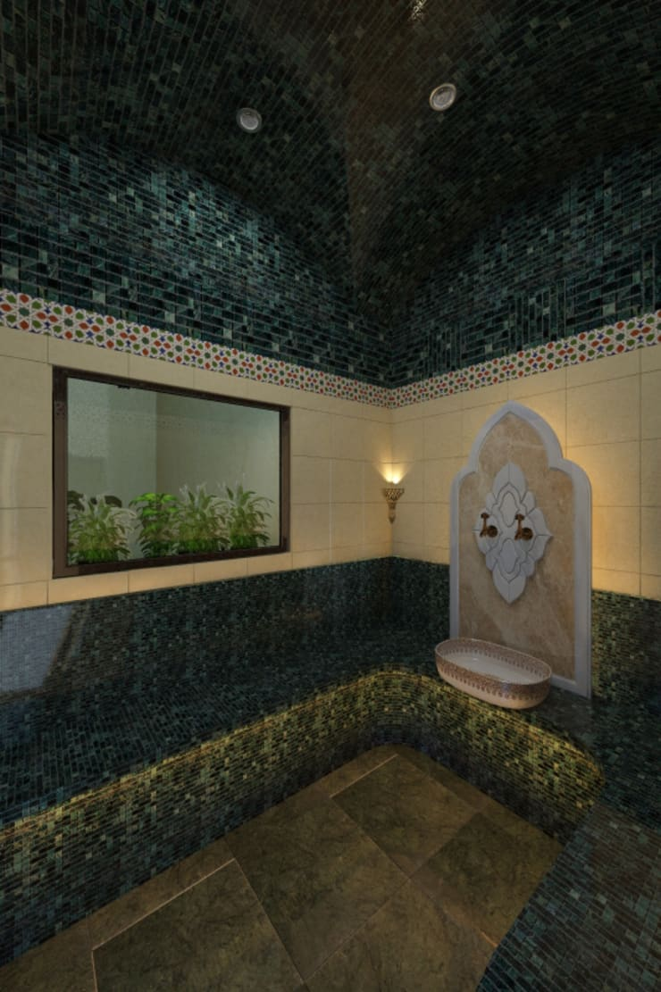 modern Spa by Anastasia Yakovleva design studio