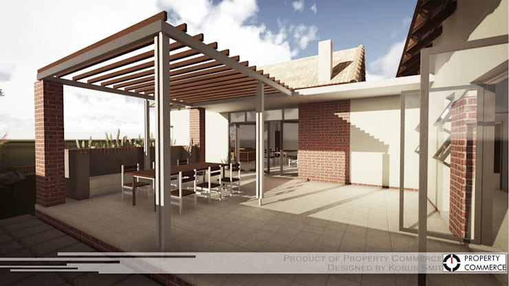​Prototype design 02:  Houses by Property Commerce Architects