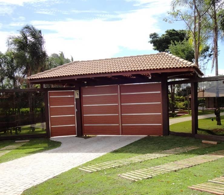 Casas de estilo  por Guilherme Elias Arquiteto